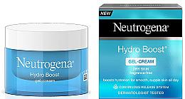 Parfumuri și produse cosmetice Cremă hidratantă de față - Neutrogena Hydro Boost Gel Cream Moisturiser