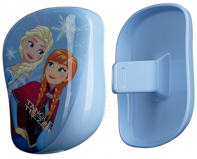 Perie de păr compactă - Tangle Teezer Compact Styler Disney Frozen Brush