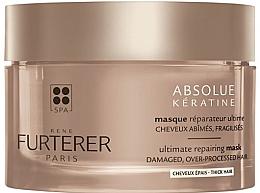 Parfumuri și produse cosmetice Mască regenerantă pentru păr gros - Rene Furterer Absolue Keratine Thick Hair Mask