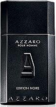 Parfumuri și produse cosmetice Azzaro Pour Homme Edition Noire - Apă de toaletă