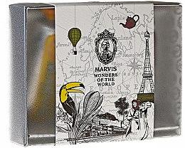 Parfumuri și produse cosmetice Set paste de dinți - Marvis Wonders of the World (toothpaste/3x25ml)