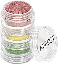 Parfumuri și produse cosmetice Set farduri de ochi - Affect Cosmetics Charmy Pigment Loose Eyeshadow Set (N-0007 -Provance Holiday) (12 g)