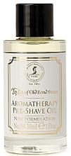 Parfumuri și produse cosmetice Ulei pre-ras - Taylor of Old Bond Street Aromatherapy Pre-Shave Oil
