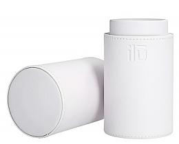 Parfumuri și produse cosmetice Husă pentru pensule 22,5x7 cm, albă - Ilu White Brush Tube