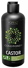 Parfumuri și produse cosmetice Balsam cu ulei de ricin și cânepă pentru creșterea și întărirea părului  - Yofing Castor Condicioner For Hair Growth And Strengthening With Castor Oil And Hemp Oil