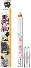 Parfumuri și produse cosmetice Creion-iluminator pentru sprâncene - Benefit High Brow Glow a Brow Lifting Pencil