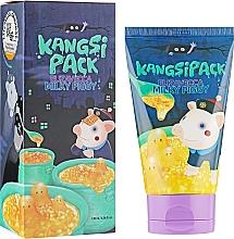 Parfumuri și produse cosmetice Mască cu aur și colagen pentru față - Elizavecca Face Care Milky Piggy Kangsipack