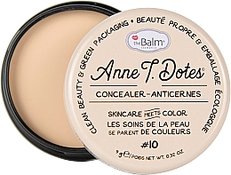 Parfumuri și produse cosmetice Concealer - theBalm Anne T. Dotes Concealer (tester)