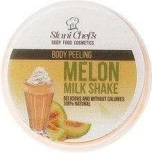 Parfumuri și produse cosmetice Scrub pentru corp - Hristina Stani Chef'S Melon Milk Shake Body Peeling