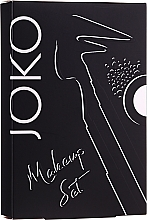 Parfumuri și produse cosmetice Joko Makeup (eye/pencil/5g + eye/shadow/5g + eye/liner/5g) - Set