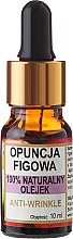 """Parfumuri și produse cosmetice Ulei esențial """"Smochine"""" - Biomika Anti-Wrinkle Oil"""
