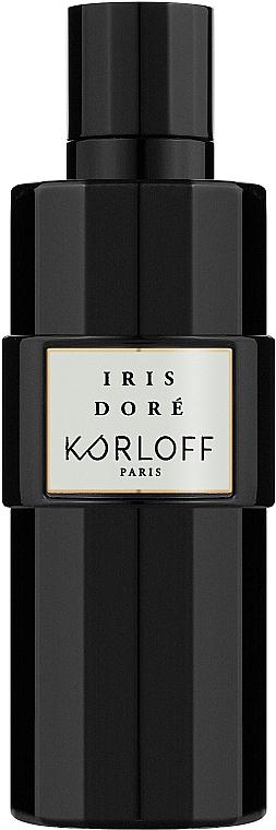 Korloff Paris Iris Dore - Apă de parfum