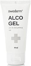 Духи, Парфюмерия, косметика Gel dezinfectant - Swederm Alco Gel