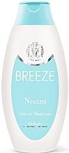"""Parfumuri și produse cosmetice Șampon-gel de duș """"Neutru"""" - Breeze Neutro Shampoo"""