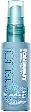 Parfumuri și produse cosmetice Spray cu sare de mare pentru păr - Toni & Guy Casual Sea Salt Texturising Spray