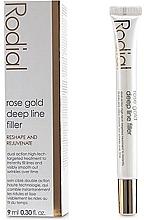 Parfumuri și produse cosmetice Филлер против глубоких морщин - Rodial Rose Gold Deep Line Filler