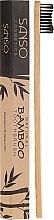 Духи, Парфюмерия, косметика Periuță din bambus pentru dinți - Sanso Cosmetics Natural Bamboo Toothbrushes