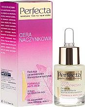 Parfumuri și produse cosmetice Ser pentru întărirea vaselor de sânge - Perfecta Cera Naczynkowa Serum