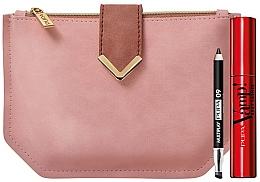 Parfumuri și produse cosmetice Set - Pupa Vamp Sexy Lashes & Multiplay Kit 2020 (mascara/12ml + pencil/0.8g + bag)