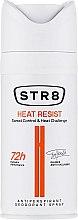 Deodorant - STR8 Heat Resist Antiperspirant Deodorant Spray — Imagine N1