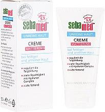 Parfumuri și produse cosmetice Cremă pentru ten acneic - Sebamed Clear Face Mattifying Cream
