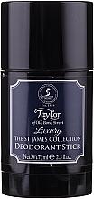 Parfumuri și produse cosmetice Taylor of Old Bond Street The St James - Deodorant stick