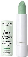 """Parfumuri și produse cosmetice Corector-creion antibacterial """"Arbore de ceai"""" - Oriflame Love Nature"""