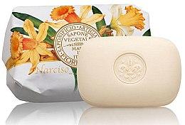 """Parfumuri și produse cosmetice Săpun natural """"Narcis"""" - Saponificio Artigianale Fiorentino Daffodil Soap"""
