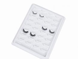 Parfumuri și produse cosmetice Accesoriu pentru depozitarea genelor false - Lash Brow Organizer Lash Box 16