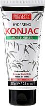 Parfumuri și produse cosmetice Cremă de față, hidratantă - Beauty Formulas Konjac Hydration Moisturiser