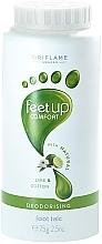 Parfumuri și produse cosmetice Deodorant talc pentru picioare - Oriflame Feet Up Comfort