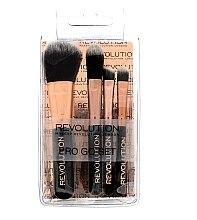 Parfumuri și produse cosmetice Set pensule machiaj - Makeup Revolution Pro Go Mini Brush Set