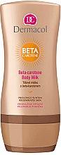 Parfumuri și produse cosmetice Lapte de corp cu beta-caroten - Dermacol Beta-carotene Body Milk