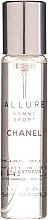 Chanel Allure Homme Sport Eau Extreme - Apă de parfum (edp/20ml + refills/2x20ml) — Imagine N3