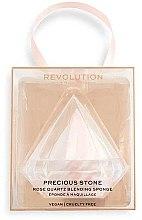 Parfumuri și produse cosmetice Burete de machiaj - Makeup Revolution Precious Stone Diamond Blender&Case