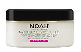 Parfumuri și produse cosmetice Mască pe bază de orez și fitokeratină pentru păr vopsit - Noah Hair Mask With Rice Phytokeratine