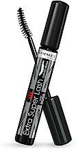 Parfumuri și produse cosmetice Rimel - Rimmel Extra Super Lash Curved Brush Mascara