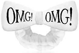 Parfumuri și produse cosmetice Bentiță cosmetică, albă - Double Dare OMG! White Hair Band