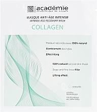 Parfumuri și produse cosmetice Mască intensiv regenerantă cu colagen pentru față - Academie Visage Collagen Intensive Age Recovery Mask