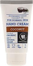 """Parfumuri și produse cosmetice Cremă de mâini """"Cocos"""" - Urtekram Hand Cream Coconut"""