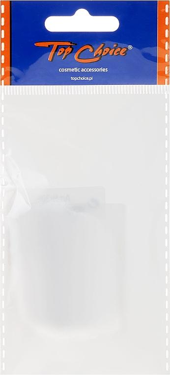 Plasă pentru păr 3097, 2 bucăți, albe - Top Choice — Imagine N1