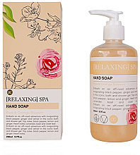 Parfumuri și produse cosmetice Жидкое мыло для рук - Accentra Relaxing Spa Hand Soap
