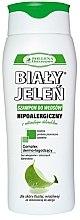 Parfumuri și produse cosmetice Șampon hipoalergenic cu clorofilă - Bialy Jelen Hypoallergenic Shampoo