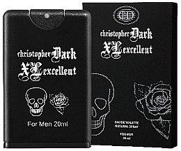 Parfumuri și produse cosmetice Christopher Dark Men XL Excellent - Apă de toaletă