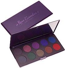 Parfumuri și produse cosmetice Paletă de farduri pentru pleoape - Neve Cosmetics Scurissimi Eyeshadow Palette