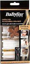 """Parfumuri și produse cosmetice Set de accesorii """"Naturalness"""" - BaByliss Natural Attitude Accessoires Tendance"""