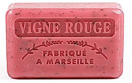 """Parfumuri și produse cosmetice Săpun de Marsilia """"Viță de vie"""" - Foufour Savonnette Marseillaise Vigne Rouge"""