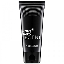 Montblanc Legend - Set (edt/100ml+ash/balm/100ml+sh/gel/100ml) — Imagine N4