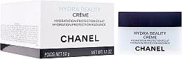 Parfumuri și produse cosmetice Cremă hidratantă de față - Chanel Hydra Beauty Hydratation Protection Radiance Creme