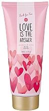 """Parfumuri și produse cosmetice Loțiune de corp """"Căpșuni și Vanilie"""" - Accentra Just for You Strawberry & Vanilla Body Lotion"""